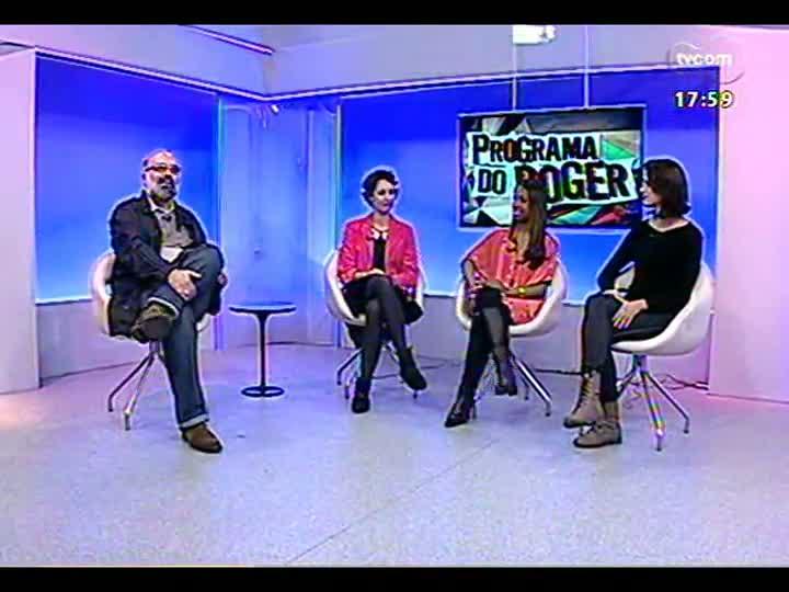 Programa do Roger - Conheça o projeto \'Solidão a gosto\' - bloco 2 - 21/08/2013