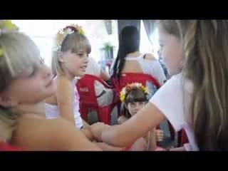 Eleita a Menina Flor da 75ª Festa das Flores de Joinville