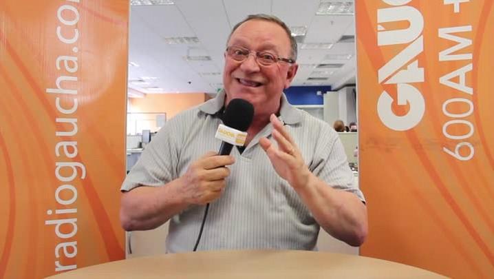 """Pedro Ernesto Denardin: \""""Se o Bom Senso fizer com que os clubes tenham responsabilidades nas finanças, o futebol vai ganhar muito!\"""" 27/11/2013"""