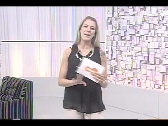 TVCOM Tudo Mais - 1o bloco - Alimentação - 03/01/2014