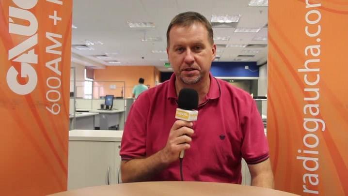 Pré-jogo: Cléber Grabauska fala sobre a partida entre Juventude x Grêmio. 01/02/2014