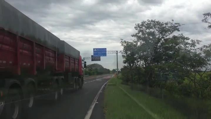 Estradas abandonadas: Falta de manutenção deixa motoristas em risco na BR-290