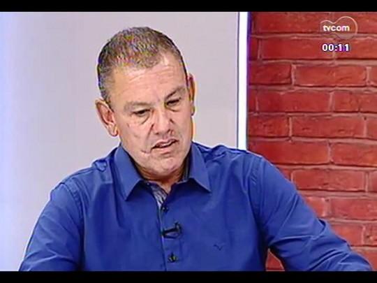 Mãos e Mentes - Paleontólogo Sérgio Furtado Cabreira - Bloco 4 - 13/03/2014