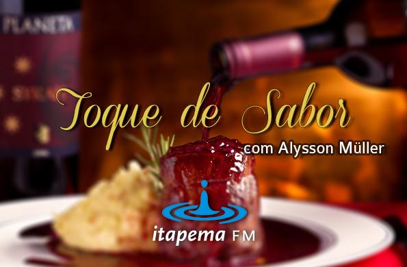 17/03/2014 - Toque de Sabor - Purê de Batata Doce