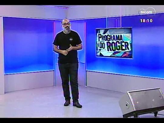 """Programa do Roger - Cineclub:\""""Rio 2\"""", \""""Em busca de Iara\"""", \""""Entre Nós\"""" e \""""Sobre Sete Ondas\""""- Bloco 3 - 28/03/2014"""