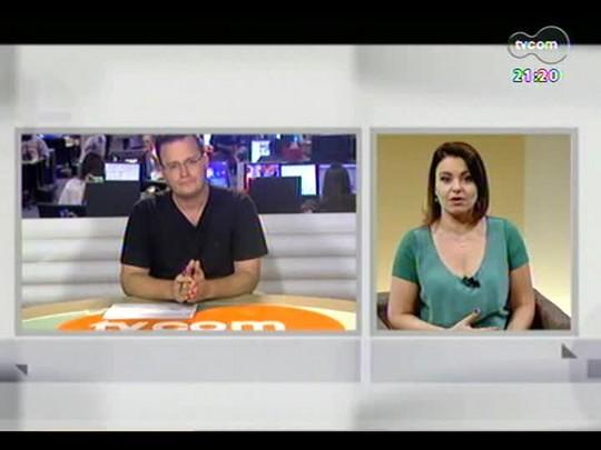 TVCOM Tudo Mais - Rodrigo Lopes e a situação do Chile após o terremoto