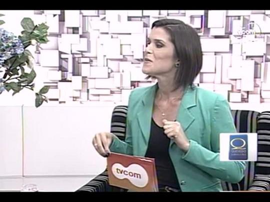 TVCOM Tudo+ - Aromaterapia - 06/05/14