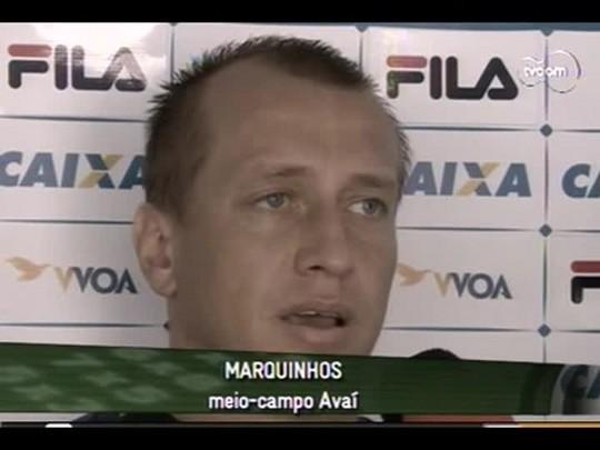 TVCOM Esportes - Marquinhos - 15/05/14
