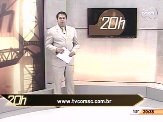 TVCOM 20 Horas - Uma ideia que quer ajudar os animais abandonados na Capital - Bloco 3 - 07/07/14