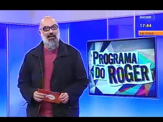 Programa do Roger - Banda Tribo Brasil - Bloco 1 - 22/07/2014