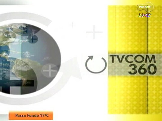 TVCOM Tudo mais - \'TVCOM 360\': Músico acordeonista Otávio de Assis Brasil fala de Zaragoza, na Espanha