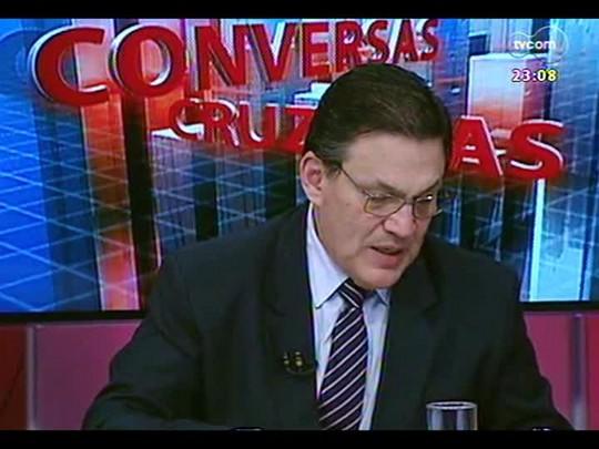 Conversas Cruzadas - Debate sobre a força do horário eleitoral nos dias de hoje - Bloco 4 - 18/08/2014