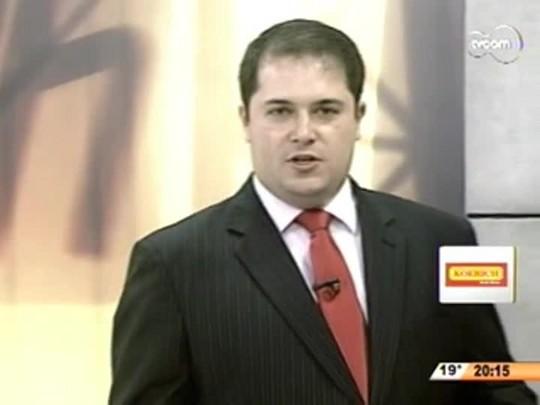 TVCOM 20 Horas - A prática Criminosa de Adicionar Produtos Químicos ao Leite Comercializado em SC - 2ºBloco - 20.08.14
