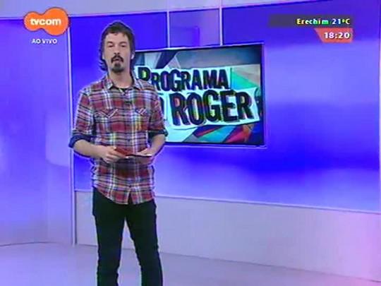 Programa do Roger - \'Lojinha do Roger\': ingressos para o filme \'Rio, eu te amo\' - Bloco 4 - 17/09/2014