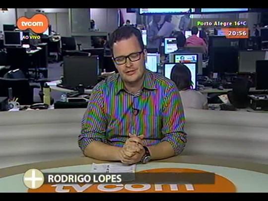 TVCOM Tudo Mais - Rodrigo Lopes fala sobre o primeiro homem infectado com ebola nos EUA