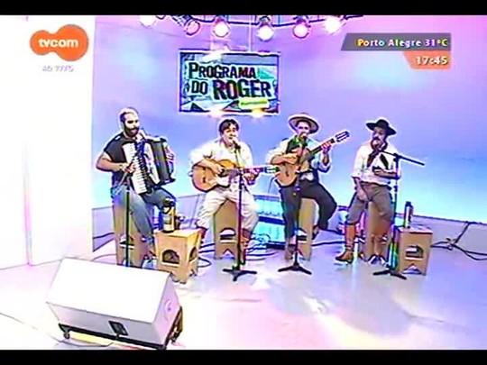 "Programa do Roger - Festival \""O Grande Encontro\"" #tamojunto - Bloco 1 - 25/11/2014"