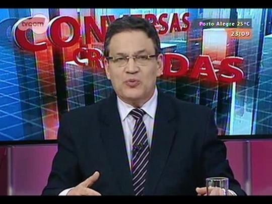 Conversas Cruzadas - A nova equipe econômica do segundo governo de Dilma Rousseff - Bloco 4 - 02/12/2014