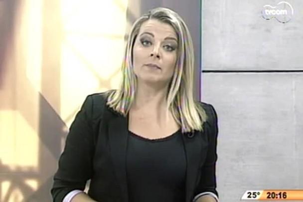 TVCOM 20h - Palhoça sedia Feira de Economia Solidária neste fim de semana - 5.12.14