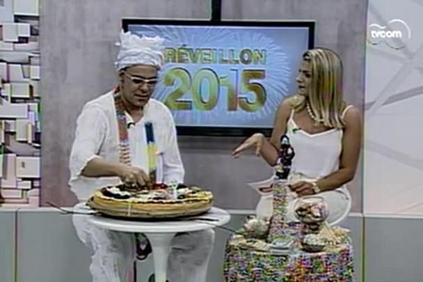 Yuri de Iemanjá faz previsões para 2015