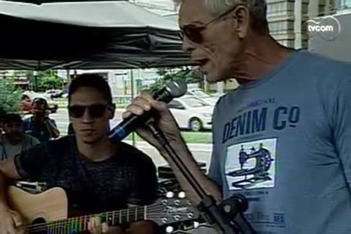 De Tudo um Pouco - Um bate-papo com Grego, ex-vocalista da banda Immigrant - 18.1.15