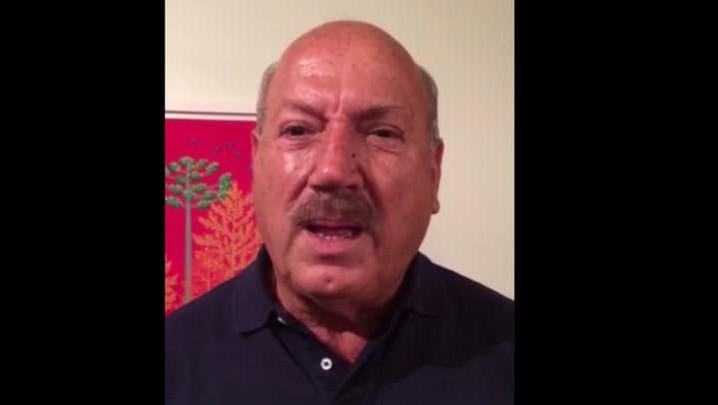 Luiz Henrique da Silveira fala após perder eleição no Senado
