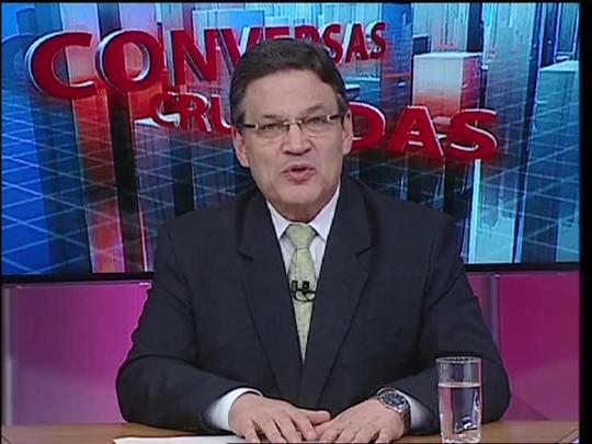 Conversas Cruzadas - O problema da falta de vagas na educação infantil nos municípios - Bloco 1 - 03/02/15