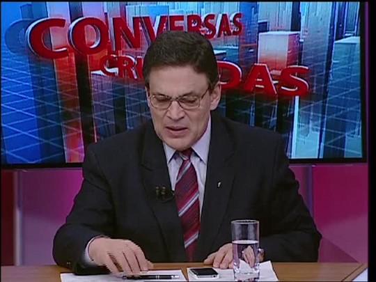 Conversas Cruzadas - Conheça os novos secretários da capital - Bloco 3 - 25/02/15