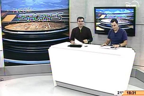 TVCOM Esportes - 1º Bloco - 23.04.15