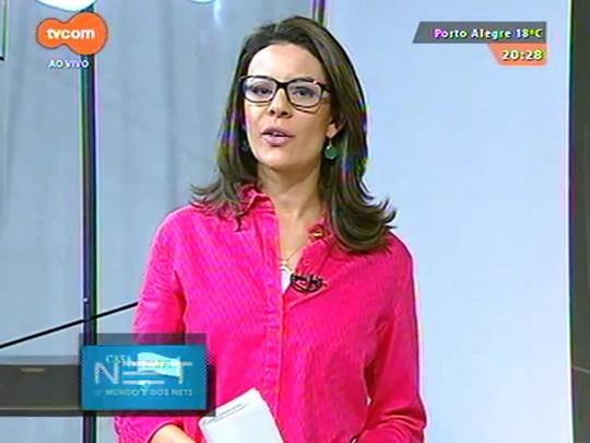 TVCOM 20 Horas - Piratini paga parcela atrasada da dívida com a União - 08/05/2015