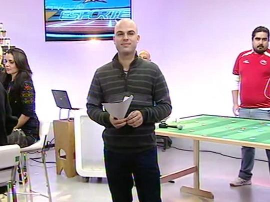 Super TVCOM Esportes - Agenda cultural com Roger Lerina e Telmo Kravassus