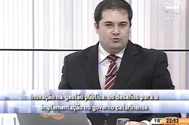 Conversas Cruzadas - A inovação no governo - 4º Bloco - 08.07.15