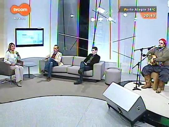 TVCOM Tudo Mais - César Oliveira e Rogério Melo contam como será o show de encerramento da Feggart 2015