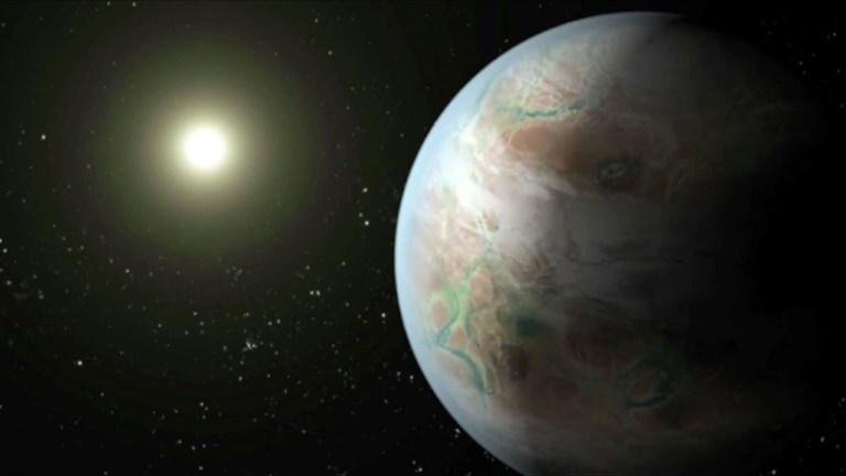 Nasa anuncia planeta muito similar à Terra