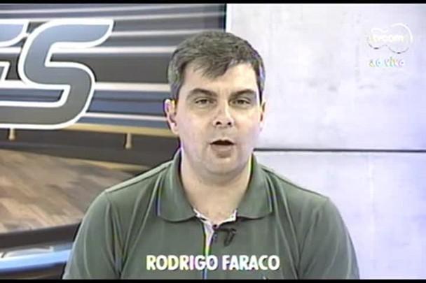 TVCOM Esportes - 1ºBloco - 11.08.15
