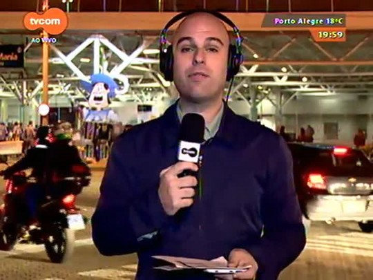 TVCOM 20 Horas - Grêmio está mais perto de concretizar a compra da gestão da Arena - 27/08/2015
