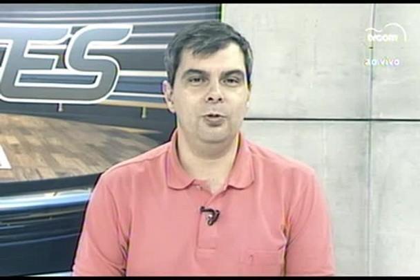TVCOM Esportes. 3º Bloco. 08.10.15