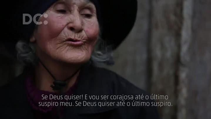 """Mariazinha, a filha da guerra: \""""Até o último suspiro\"""""""