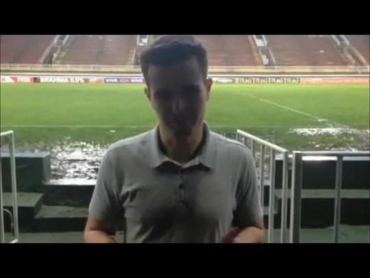 Elton Carvalho comenta a derrota do JEC para o Grêmio