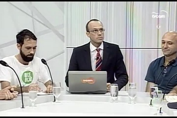 TVCOM Conversas Cruzadas. 4º Bloco. 17.02.16