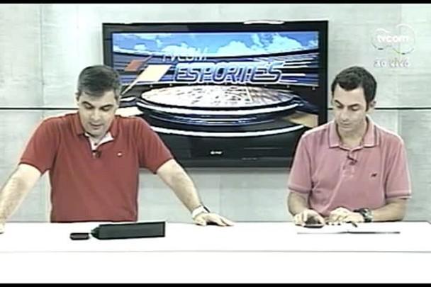 TVCOM Esportes. 1º Bloco. 20.04.16