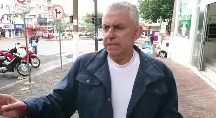 Roberto Alves comenta o clima em Chapecó após a conquista