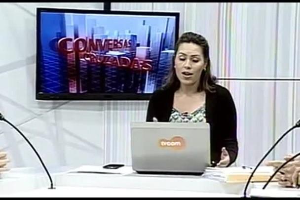 TVCOM Conversas Cruzadas. 2º Bloco. 13.05.16