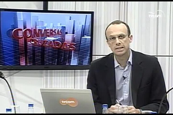 TVCOM Conversas Cruzadas. 3º Bloco. 03.06.16
