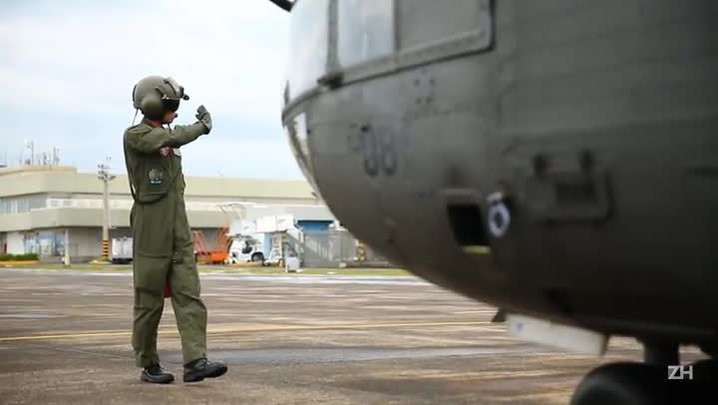 Operação Ágata sobrevoa fronteiras do Brasil