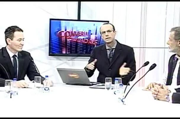 TVCOM Conversas Cruzadas. 2º Bloco. 06.07.16