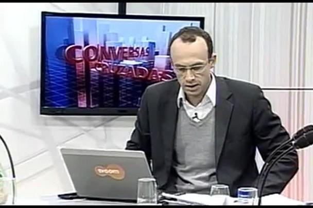 TVCOM Conversas Cruzadas. 4º Bloco. 08.07.16