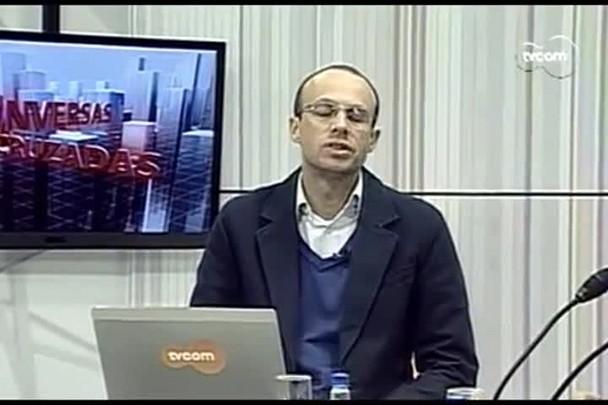 TVCOM Conversas Cruzadas. 2º Bloco. 19.07.16