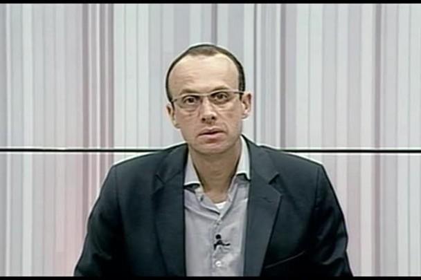TVCOM Conversas Cruzadas. 1º Bloco. 25.07.16