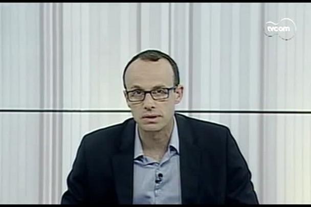 TVCOM Conversas Cruzadas. 1º Bloco. 24.10.16