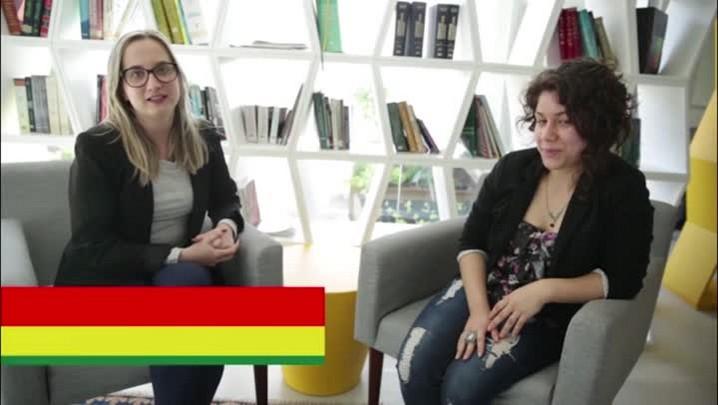 Aretha Lima, do The Voice Brasil, solta o vozeirão no Retratos da Fama TV